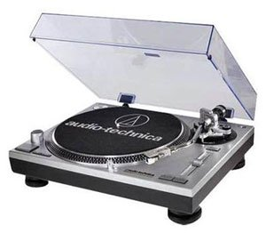Audio Technica ATLP120 Turntable