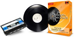 Golden Records audio restoration software